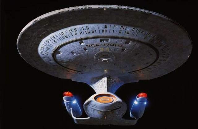 Třída Galaxy - USS Enterprise-D