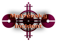 Star Trek: Metrénsky incident - logo