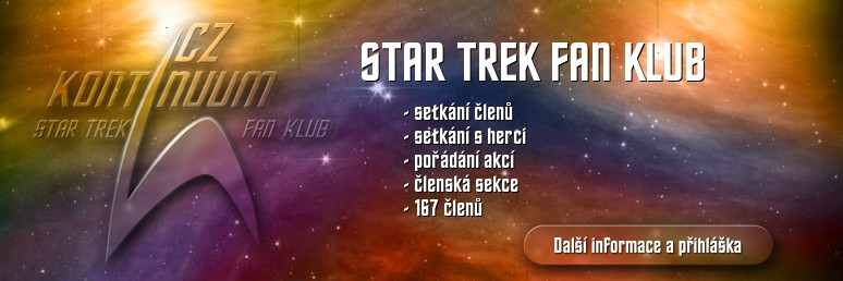 CZ Kontinuum Star Trek fan klub